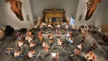 Starptautiskajai Baltijas jūras dienai veltīts koncerts Stokholmas Jūras muzejā