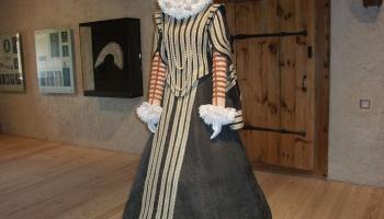 Bauskas pils: pētām modes untumus 16. - 17. gadsimtā