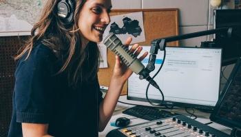 Jaunā radio seja - Māra Sleja