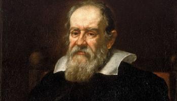 """22. februāris. """"Dialogu"""" publicēšana Galilejam sagādāja inkvizīcijas tiesas prāvu"""