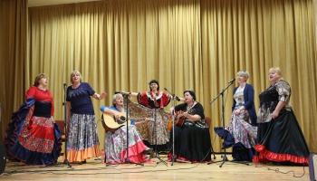 В Латгалии сохраняют культуру ромов