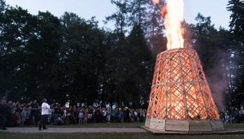 """Valmiermuižā notiks etnofestivāls """"Sviests"""""""