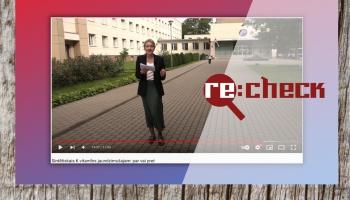"""""""Re:Check"""" pēta: K vitamīns jaundzimušajiem; bērnudārzu rindas Rīgā"""