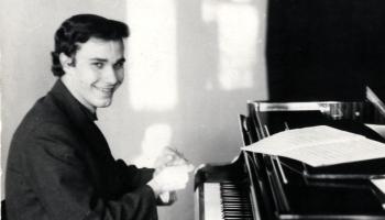 Pētera Plakida Koncerts orķestrim un klavierēm