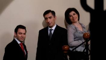 Трио А.Хачатуряна: из Армении с любовью в Риге