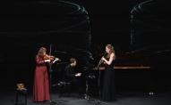 """Komponistu jubilejas, jaundarbi un """"Trio Carmine"""" Liepājā"""