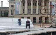 """Pie opernama darbu sāks jauna kultūrvieta – vides objekts """"Baltais laukums"""""""