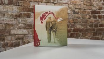 """Alfrēda Stinkula """"Mati sarkani vējā"""" - spilgti radīta aina par 70.-80.gadiem Latvijā"""