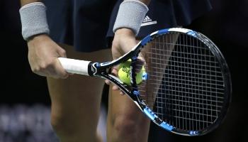 Latvijā norisinās federācijas kauss tenisā. Sarunas par dāmu tenisu