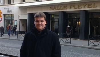 Andris Poga: atbalsis no Parīzes