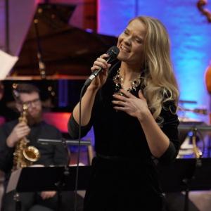 Džeza dziedātāja, Lielās mūzikas balvas nominante Beāte Zviedre