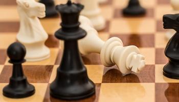Гроссмейстер Никита Мешков: шах и мат коронавирусу