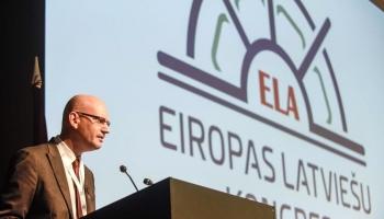 Pirmais Eiropas Latviešu kongress