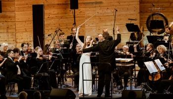 """Jūrmalas festivāla koncerts """"Veltījums Marisam Jansonam"""" Dzintaru koncertzālē"""