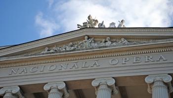 Legāla satura lietošana e-vidē, lieljubilārs Poruks un tagadējais Operas nams