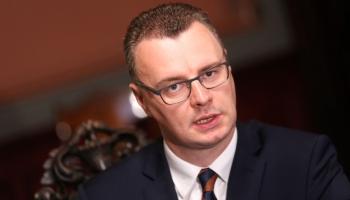 Studijā Iekšlietu ministrijas valsts sekretārs Dimitrijs Trofimovs