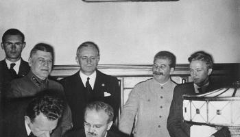 Пакт Молотова-Риббентропа: что нового узнали историки о секретных протоколах