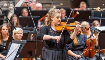 Liepājas Simfoniskā orķestra 141. sezonas atklāšanas koncerts