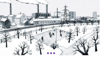 """Pie Latvijas skatītājiem nonāks Vladimira Leščova jaunākā animācijas filma """"Comeback"""""""