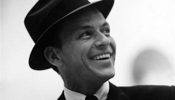 Dziedātājs un aktieris Frenks Sinatra