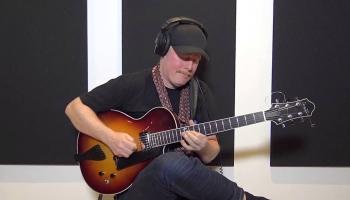 Ulfs Vakeniuss - labākais mūsdienu zviedru ģitārists
