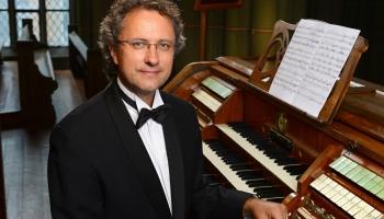 Aigars Reinis: Vēlējāmies ļaut jaunajiem komponistiem iepazīt Doma ērģeļu krāsu paleti