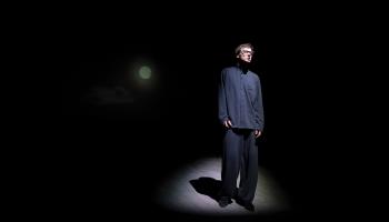 """Valmieras drāmas teātrī tapis citāds """"Hamlets"""""""