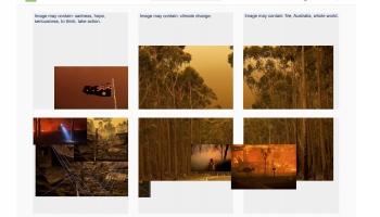 Ugunsgrēki Austrālijā