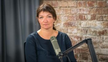 Sanita Jemberga: Pandēmijas laikā informācijas ir daudz, taču tā ir vienvirziena