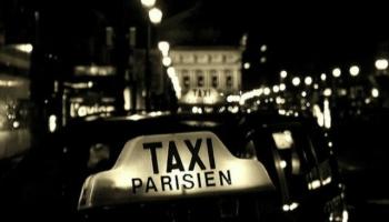 Taksista stāsti. 17. sērija. Rakstnieks