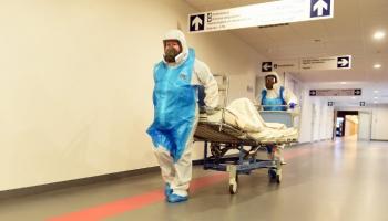Arī slimnīcas kļuvušas par Covid-19 perēkļiem