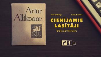 Igauņu dzejnieks Arturs Alliksārs - visu dzejas konvenciju grāvējs