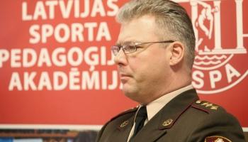"""Pulkvedis Valts Āboliņš: """"X stundā"""" latvieši būtu gatavi aizstāvēt savu zemi un tautu"""