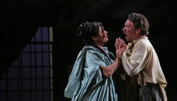 """Tiešraidē no Milānas operteātra """"La Scala"""" - Džakomo Pučīni opera """"Toska"""""""
