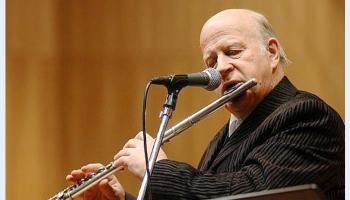 Saksofonistu Ivaru Birkānu pieminam 80. jubilejā...