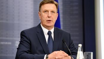 Ministru prezidents Māris Kučinskis par aizvadīto valdības gadu