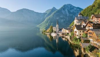 Elpu aizraujoši kalnu skati un šniceles - Austrija!