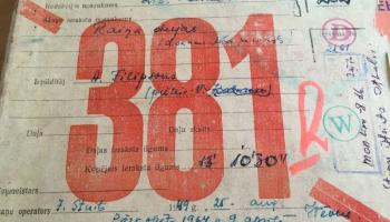 Mūzikas dzīve Latvijas Radio 70. un 80. gados. Nevēlamo ierakstu slēpšana