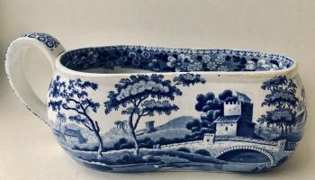«Тайны старинных вещей» с Ольгой Прокофьевой: дамская утка бурдалу