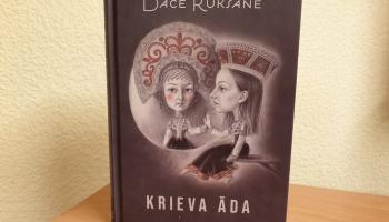 """Daces Rukšānes """"Krieva āda"""" un pasaules krievu dzejas tulkojumi"""