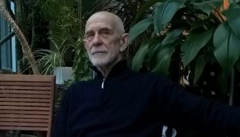 Grafiķis, LMA profesors Valdis Villerušs: Visās skolās esmu bijis tāds palaidnīgs...