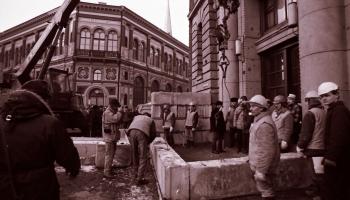 Barikādēm 30. Sarunās tiekamies ar 1991.gada janvāra barikāžu dalībniekiem