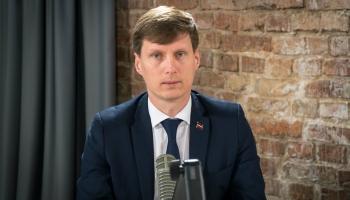 Krustpunktā - ekonomikas ministrs Ralfs Nemiro