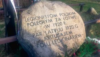 Novadpētnieki atrod liecības par cīņām, kas pirms simts gadiem norisinājās Latgalē