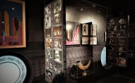 """Ekspozīcija """"Dailes teātris"""" Eduarda Smiļģa Teātra muzejā"""