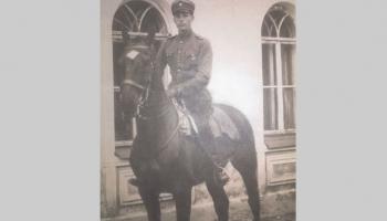 Latvijas armijai - 100. Aleksandra Butāna no Gārsenes dzīvesstāsts