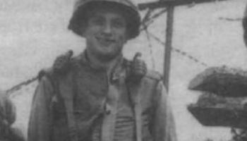 Latvijas armijai - 100. Valmierieša Jāņa Krūmiņa dzīvesstāsts