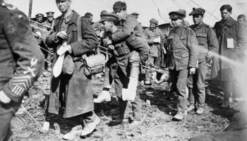 1. augusts. Vācija piesaka karu Krievijai, padarot nenovēršamu Pirmo pasaules kara
