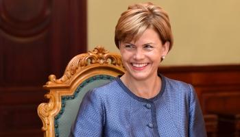 Vēstniece Baiba Braže: Latvieši Lielbritānijā ir labi zināmi - latvieši nozīmē kvalitāti