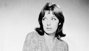 Franču kinoaktrise un dziedātāja Marī Laforē